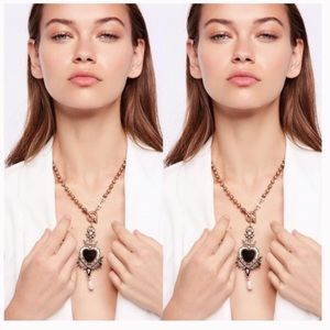Free People Bold As Love Pendant Necklace